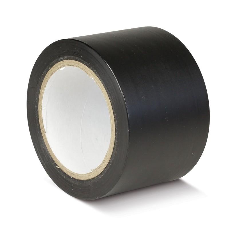 podlahová páska štandard čierna