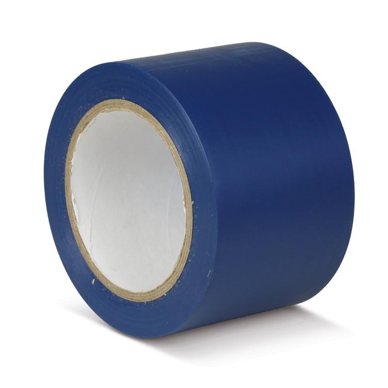 Podlahová páska štandard modrá