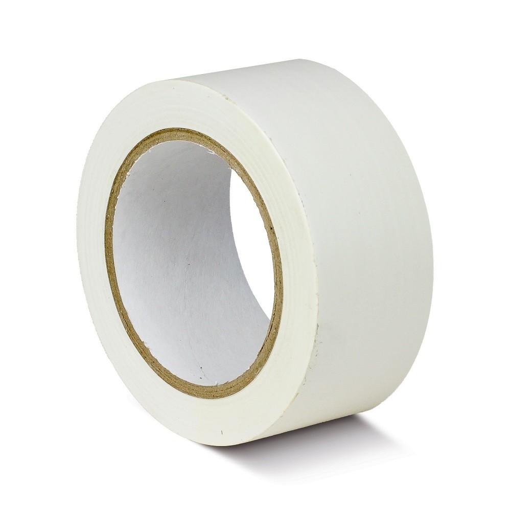 Výborná podlahová páska pre značenie biela