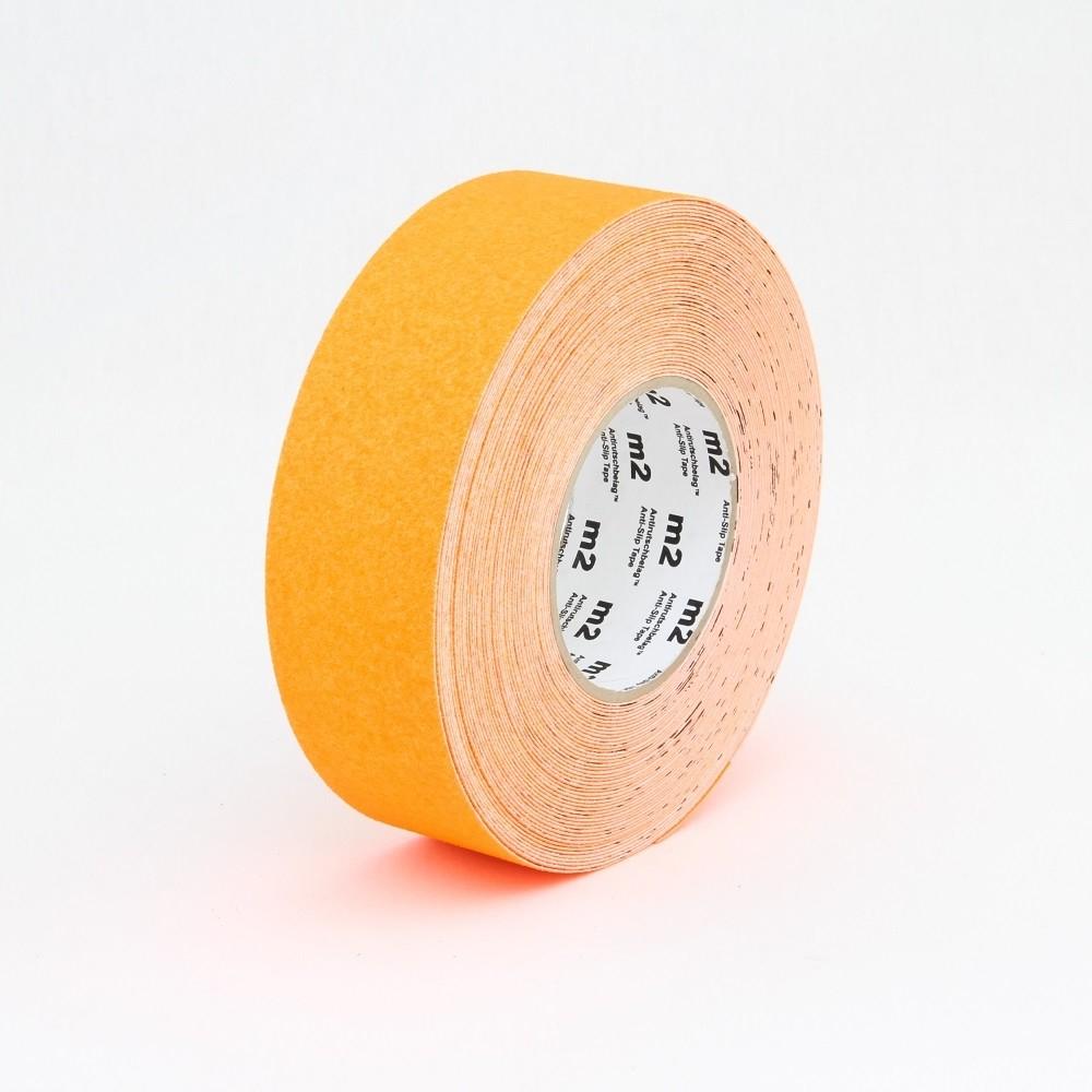 fluorescenčná protišmyková páska oranžová