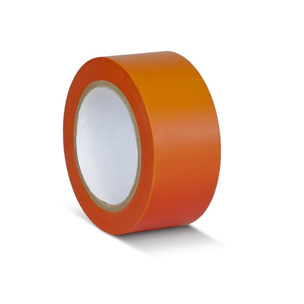 Kvalitná podlahová páska oranžová samolepiaca