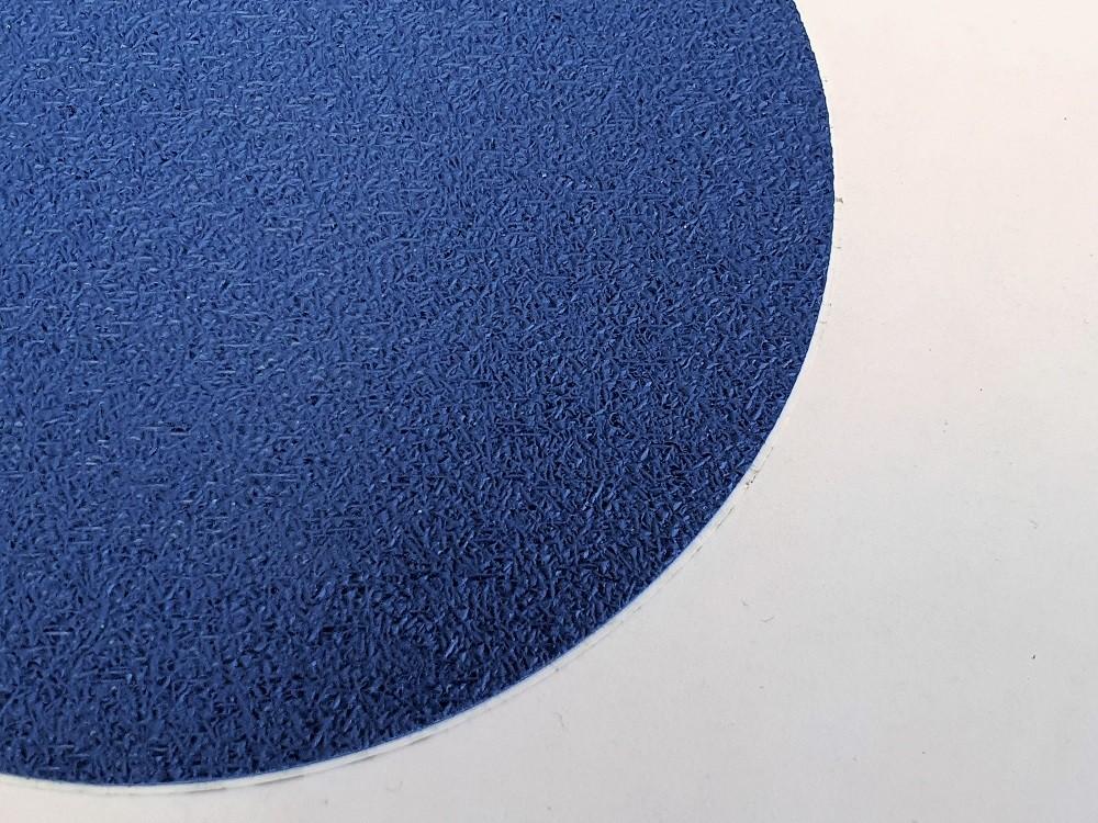 Podlahové značenie tvar kruh priemer 150 mm modrý
