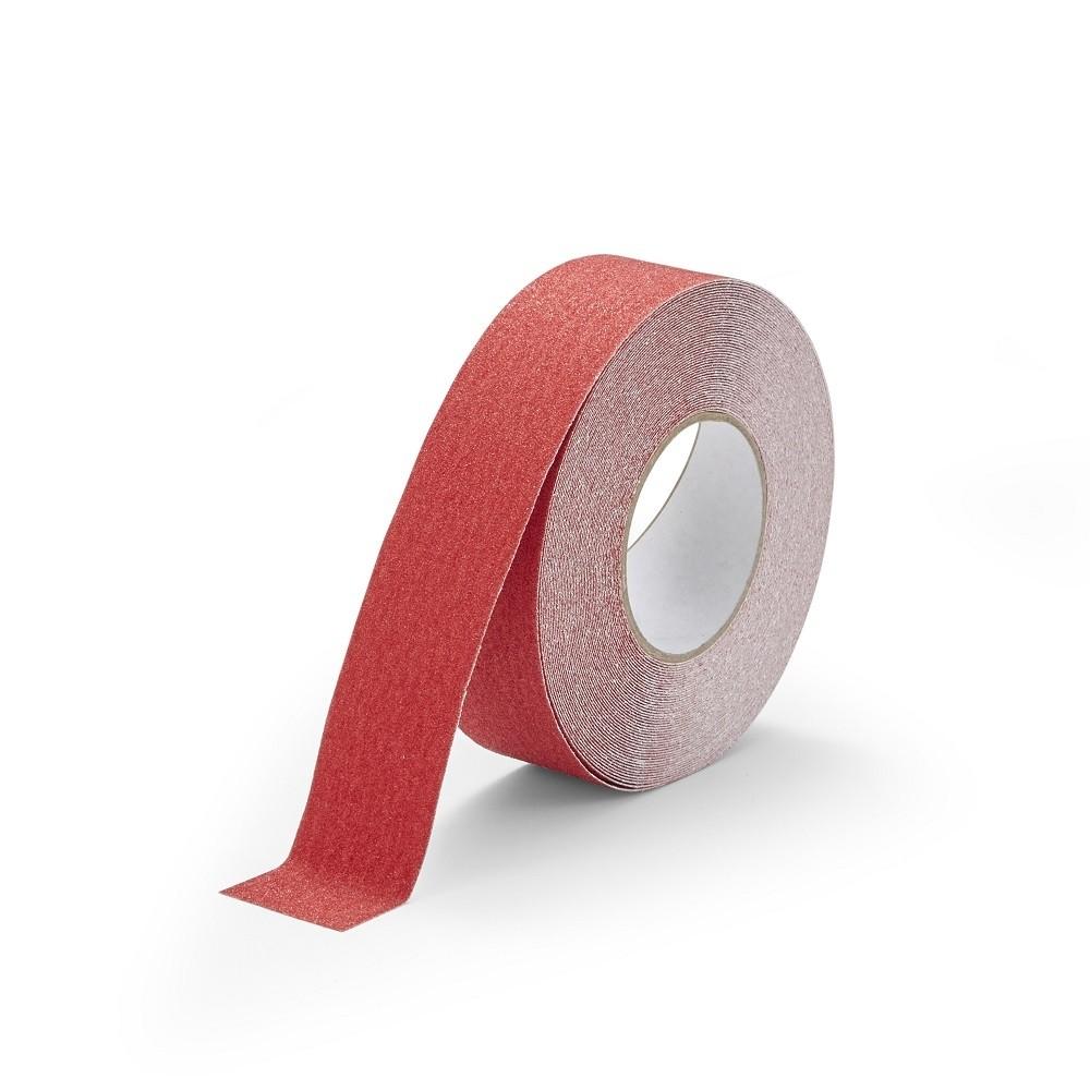 Protišmyková páska červená TeSe