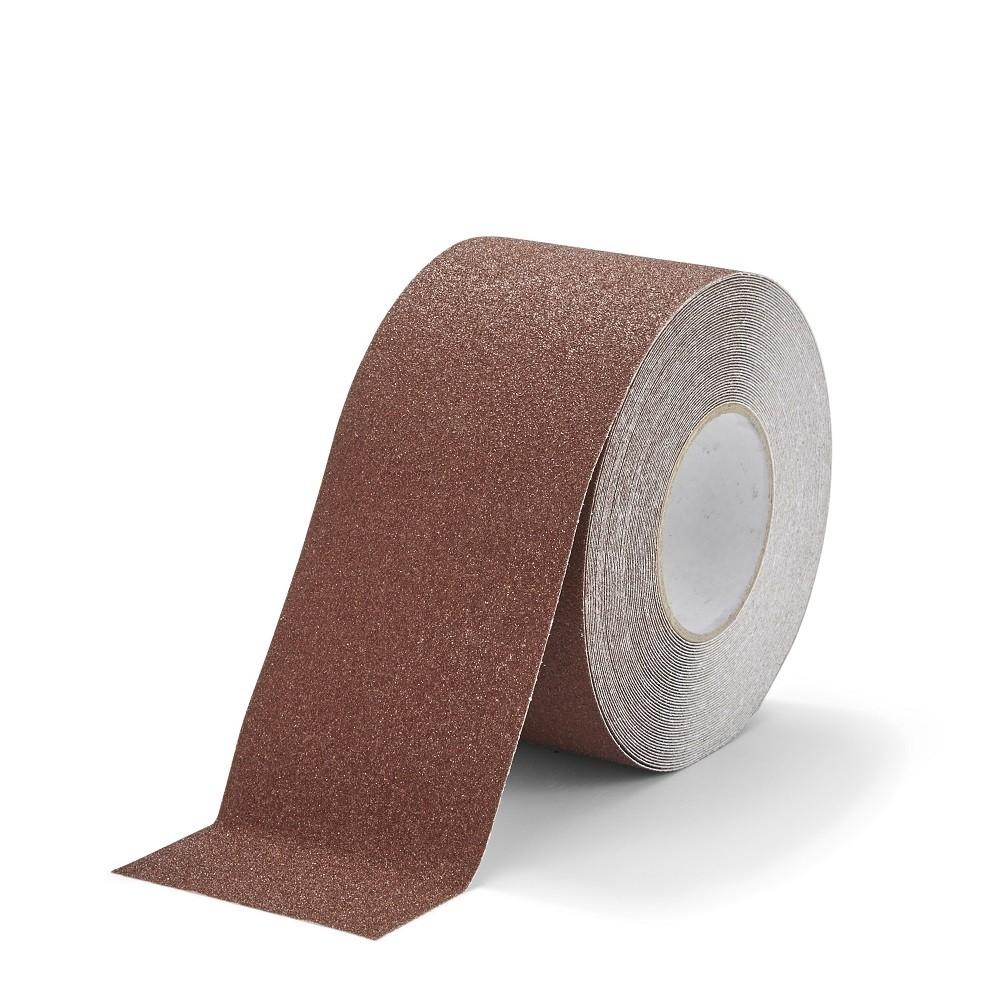 Protišmyková páska samolepiaca hnedá TeSe