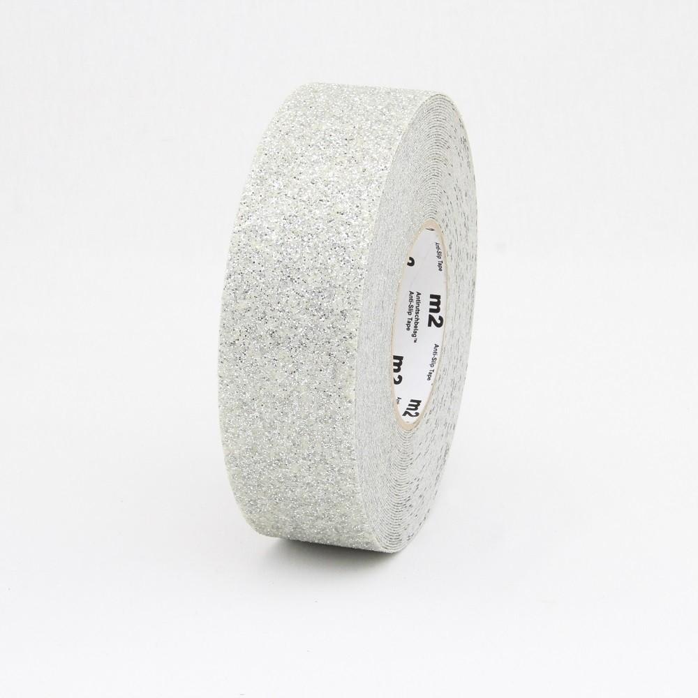 Trblietavá protišmyková páska priesvitná