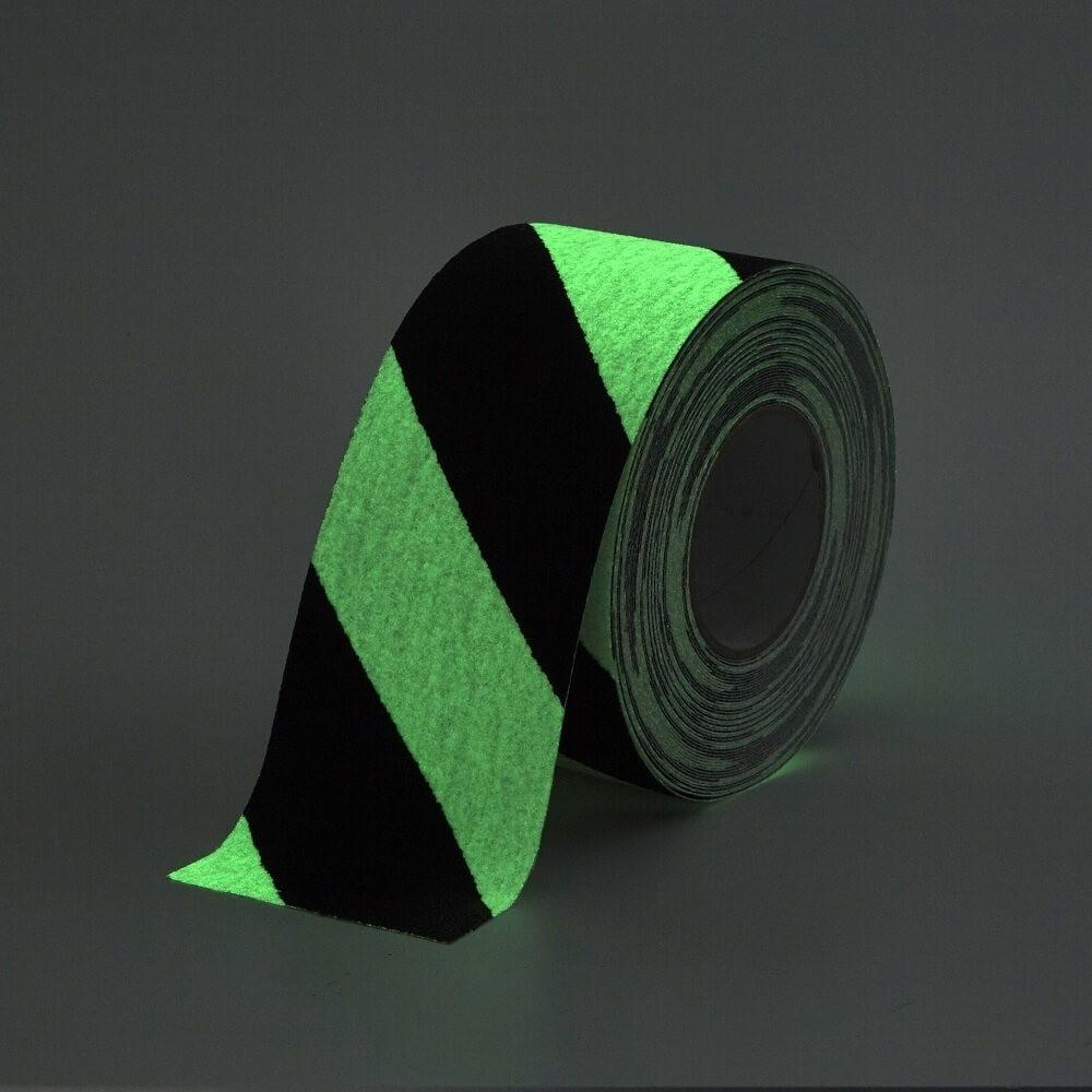 Protišmyková páska svietiaca v tme výstražná TeSe