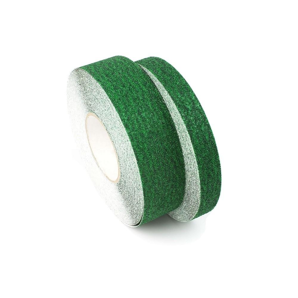 Zelená protišmyková páska hrubá TeSe