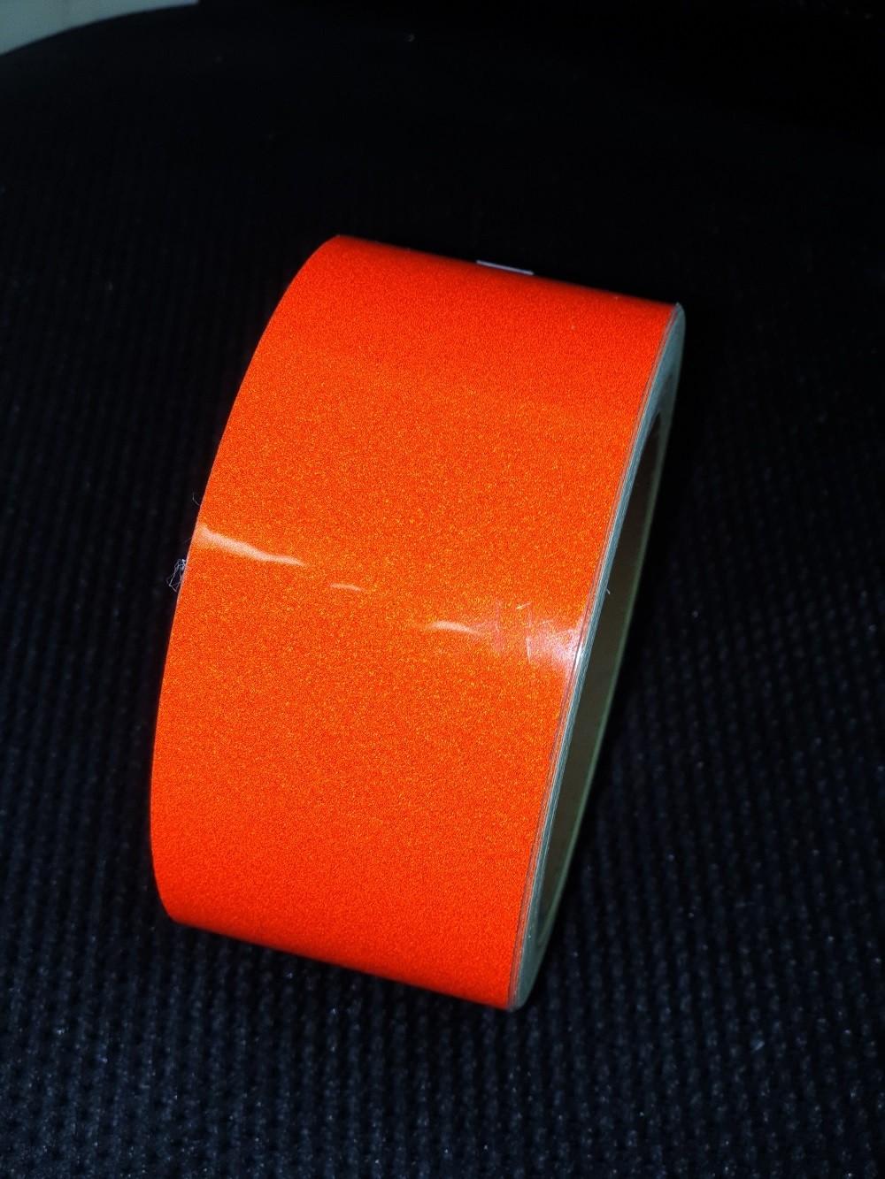 Reflexná páska červená samolepiaca TeSe
