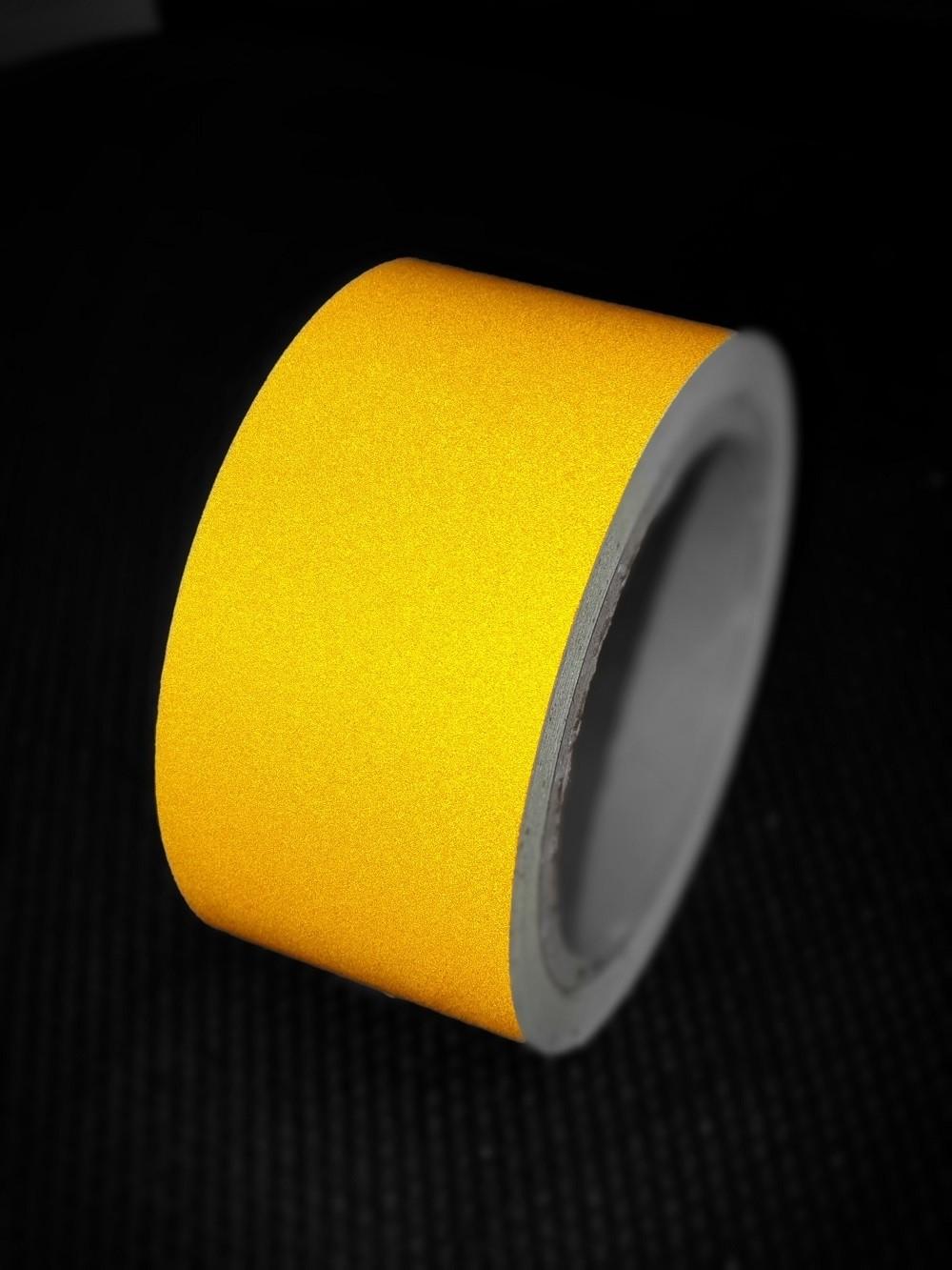 Reflexná páska žltá samolepiaca TeSe