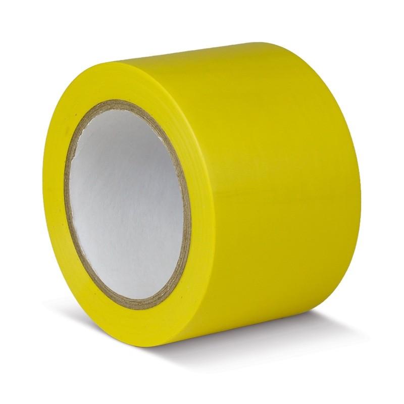 Priemyselné značenie podláh žlté