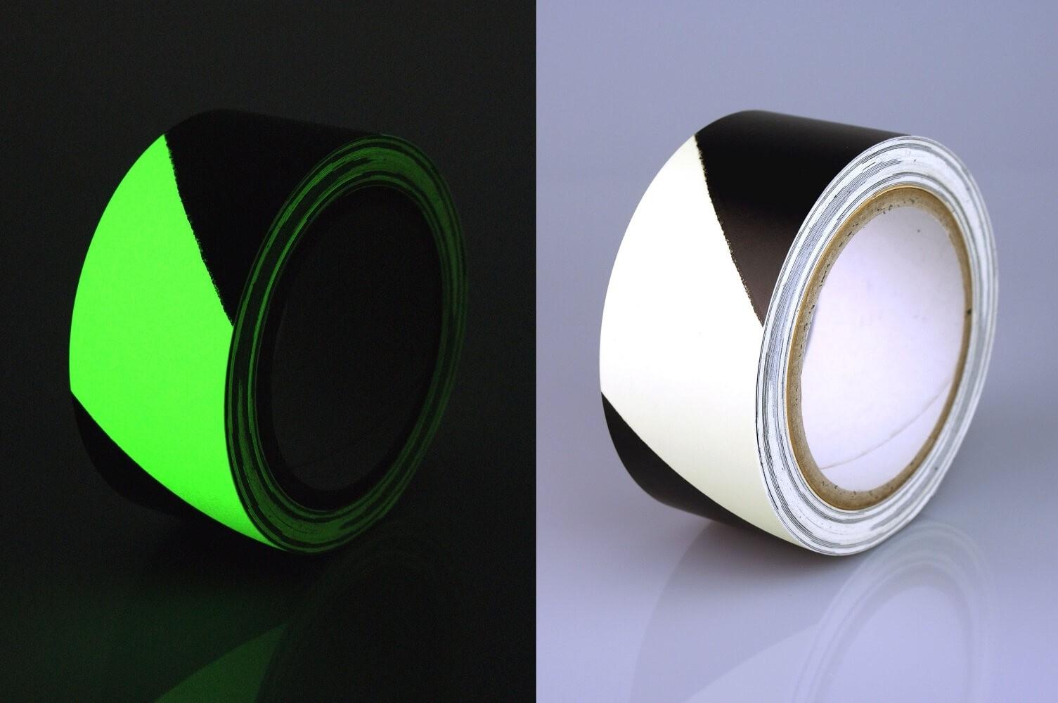 Pásky svietiace v tme výstražné I TeSe