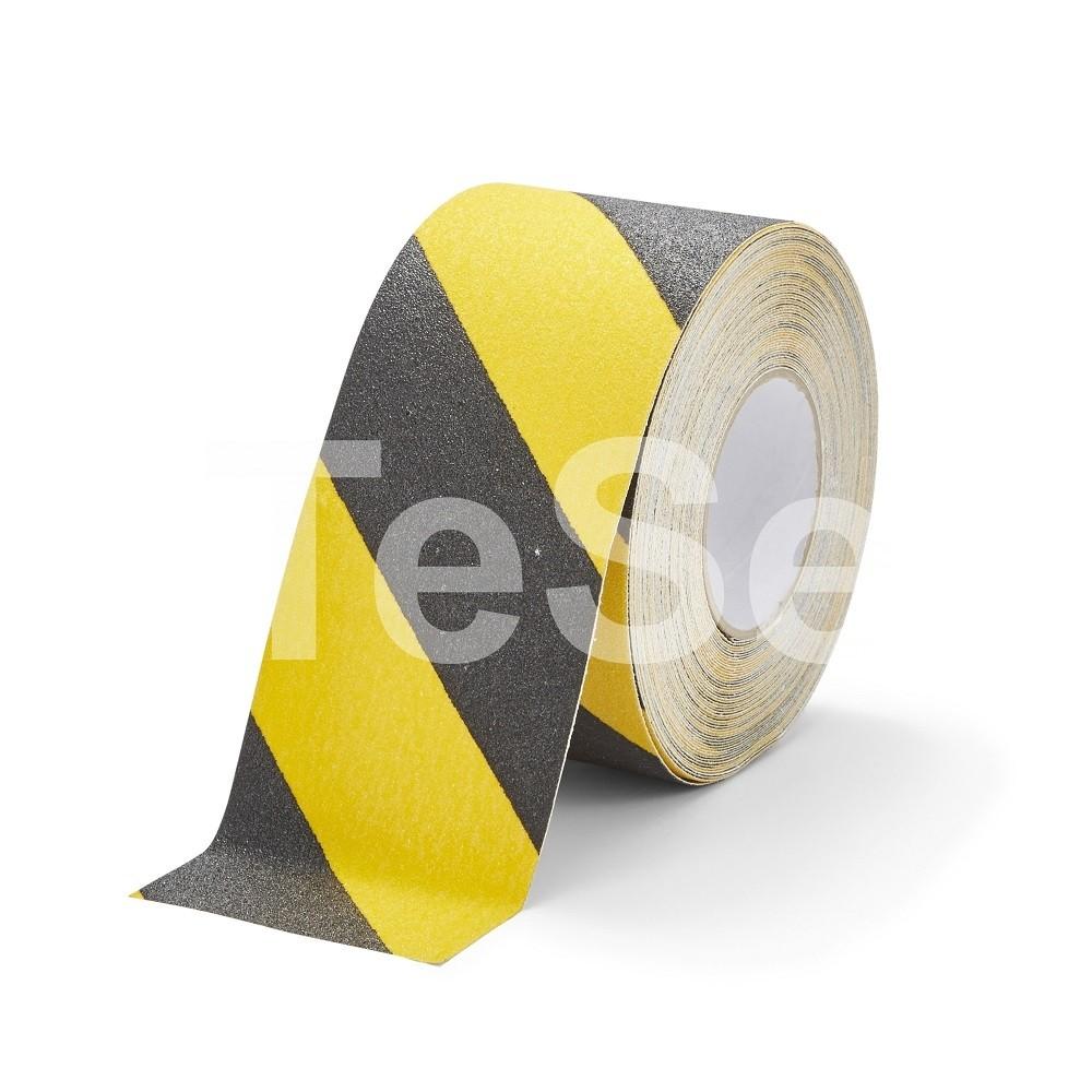 Protišmyková páska hazard žlto čierna