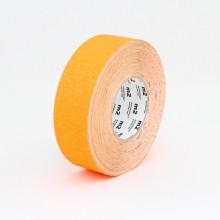 Protišmyková páska štandardné zrno fluorescenčná oranžová
