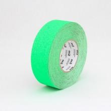Protišmyková páska štandardné zrno fluorescenčná zelená
