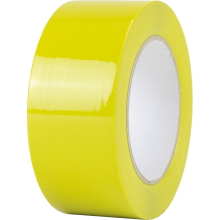 Podlahová páska Heavy Duty laminovaná žltá
