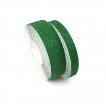Protišmyková páska hrubé zrno zelená