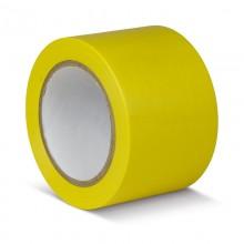 Podlahová páska štandard žltá