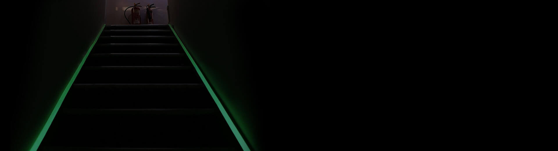 Pásky svietiace v tme