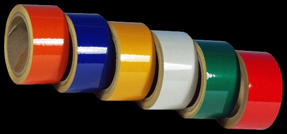 Reflexné samolepiace pásky